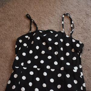 Pocadot Mini Dress
